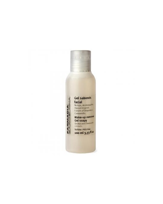 GEL sabonós FACIAL 100 ML.