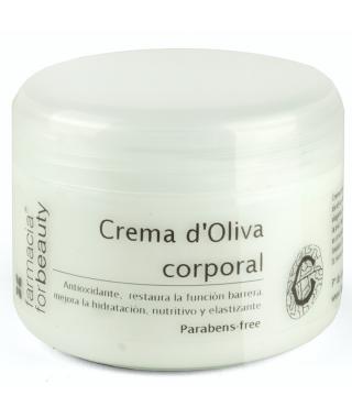 Crema d'Oliva Corporal