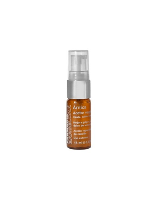Arnica. Aceite vegetal 15 ml