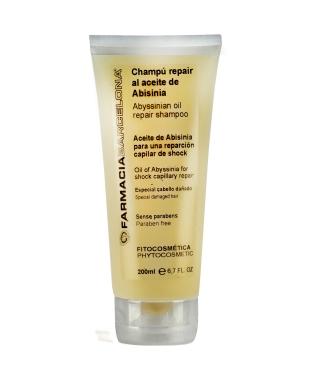 Champú repair al aceite de Abisinia 200 ml