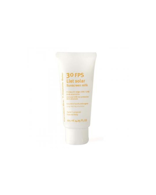 Sunscreen milk 30 SPF 125 ml