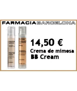 Mimosa Pack Regenerating Cream + BB cream