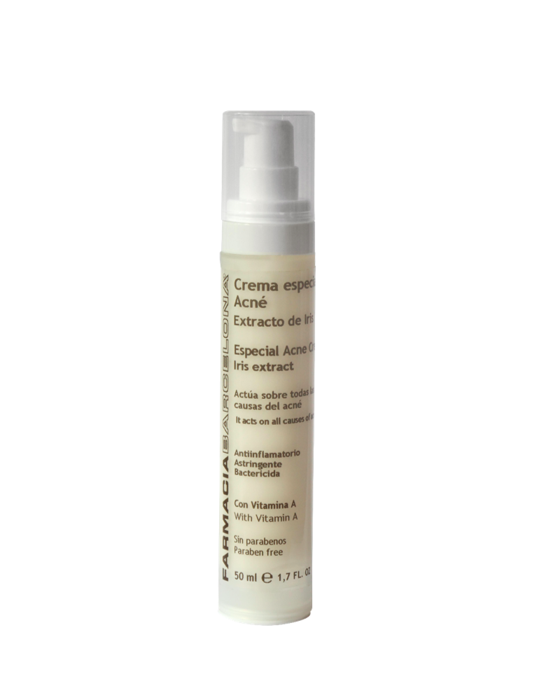 FARMACIA BARCELONA CREMA ESPECIAL ACNE 50 ML