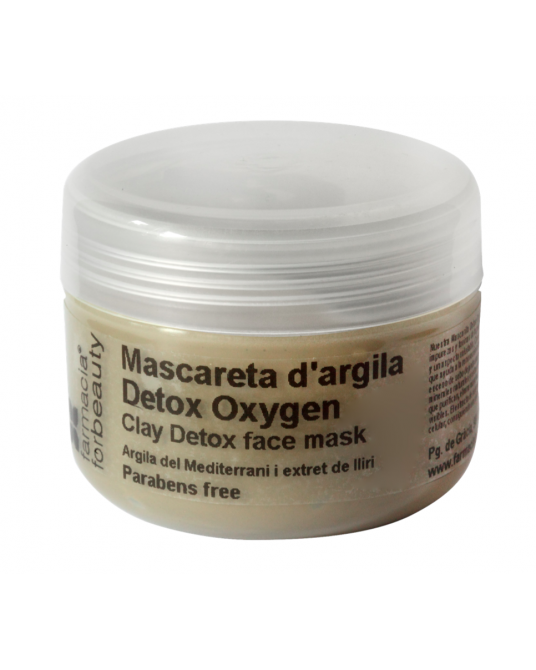 Mascareta Facial d'Argila Detox 50ml
