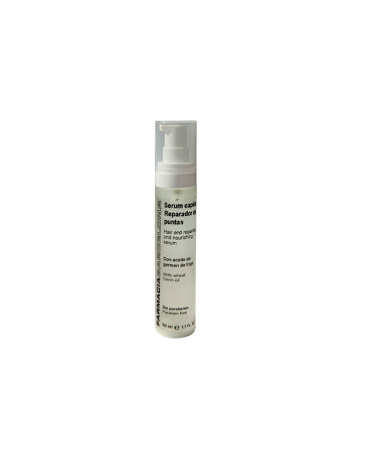 Hair end repairing and nourishing serum 50 ml