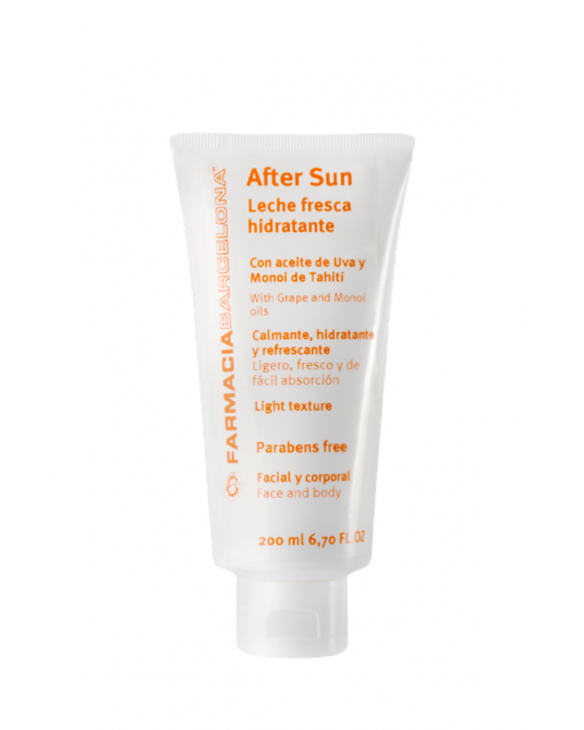 After Sun loción 200 ml