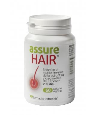Assure Hair 60 cápsulas