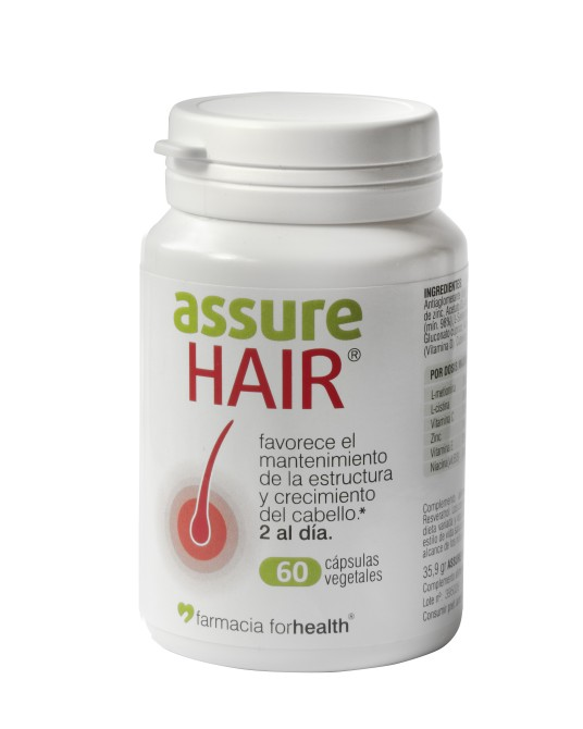 Assure Hair 60 cápsulas