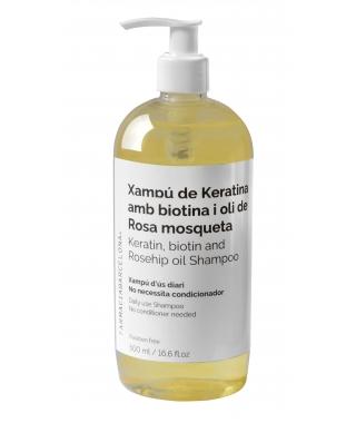 Keratin Shampoo 500 ml