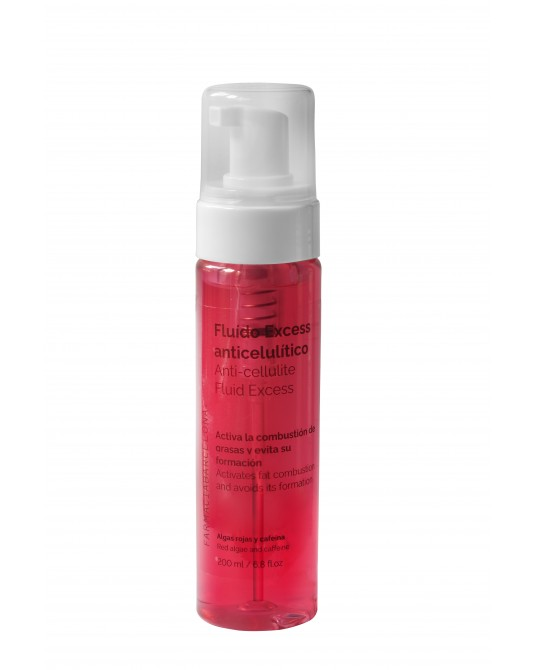 Fluid Excess anticel·lulític escuma 200 ml