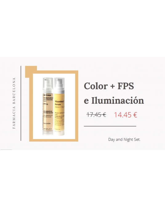 Pack Serum Vitamina C + BB Cream
