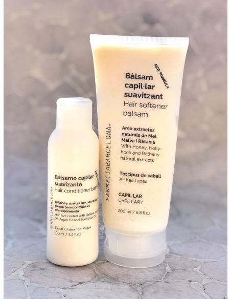 Hair softener balsam