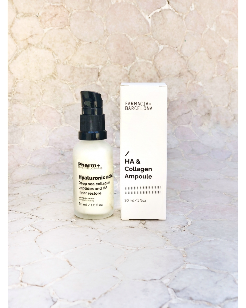 Hyaluronic Acid Collagen Concentrate 30 ml