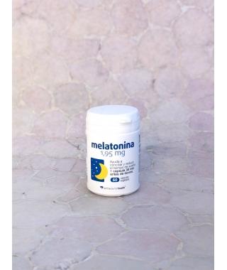 Melatonina 1,95 mg 60 capsulas