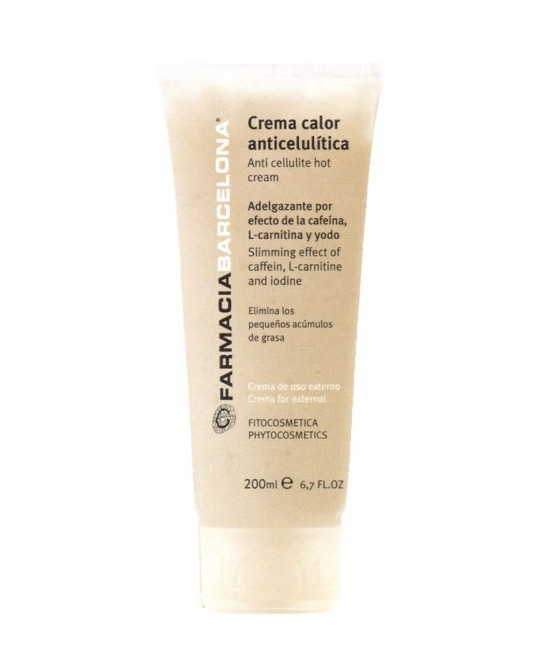Crema calor anticel.lulítica 200 ml
