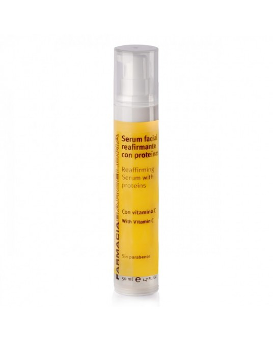 Serum reafirmante facial