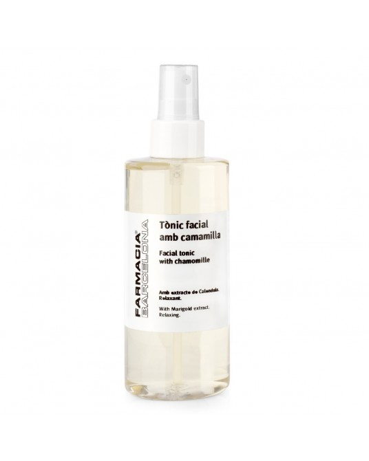 Facial Tonic with Chamomille and Marigold 200 ml