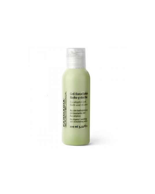 Eucalyptus gel 100 ml