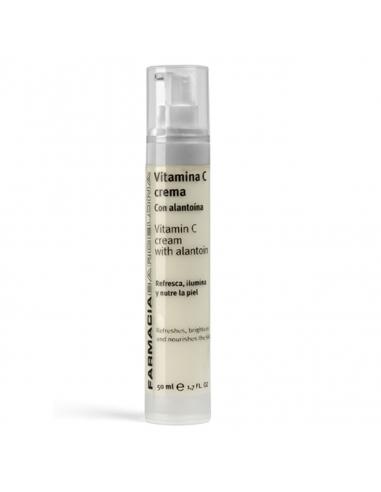 Crema Vitamina C con Alantoína