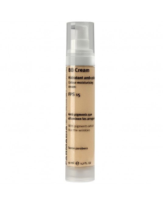 BB Cream hidratant amb color 50 ml