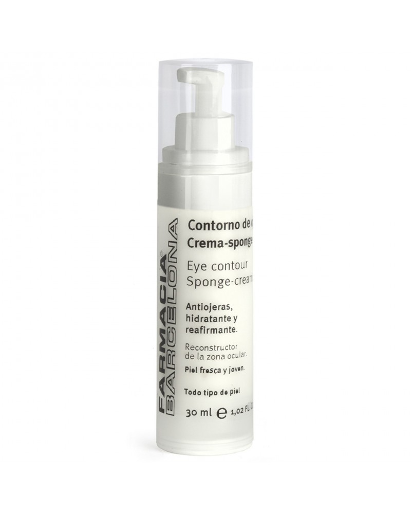 eye contour moisturizing and firming