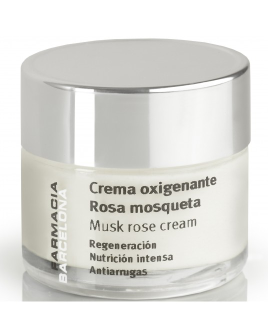 Musk rose oil oxygenating cream 50 ml