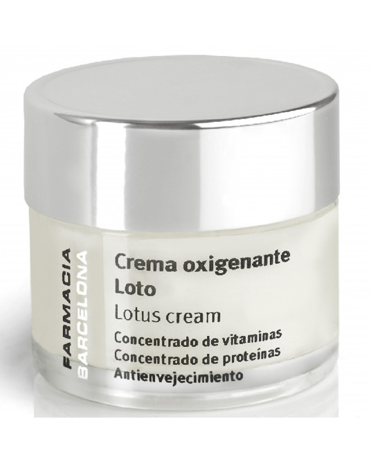 Lotus oxygenating cream 50 ml