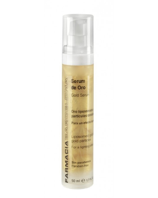 Serum de oro 50 ml