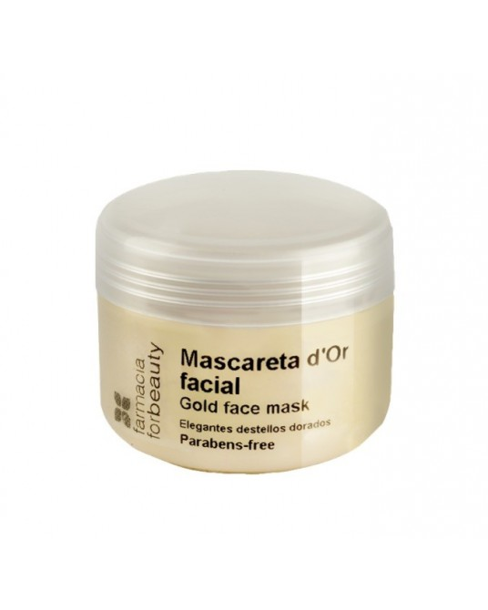 Mascarilla Facial de Oro 50 ml