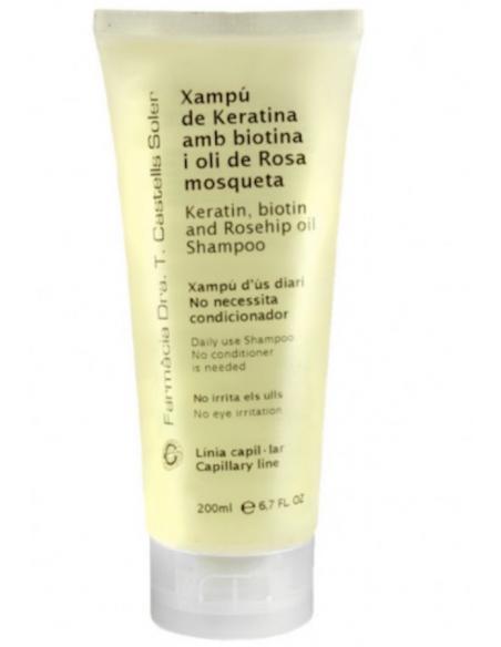 Keratin Shampoo 200 ml