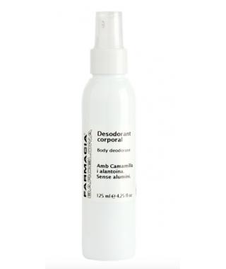 Desodorante corporal vaporizador 125 ml