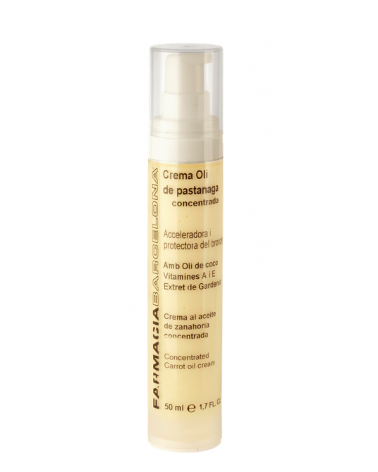 Concentrated carrot oil cream 50 ml