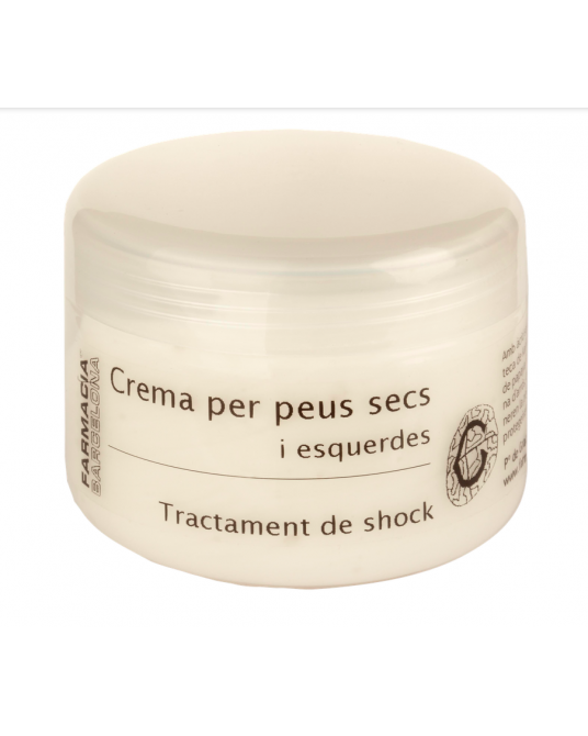 Cream for dry feet 250 ml