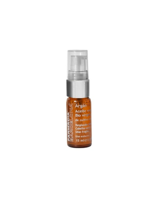 Argan. Bio virgin vegetable oil 15ml