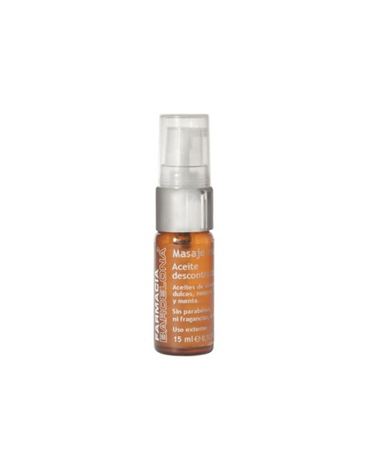 Aceite de masaje muscular 15 ml