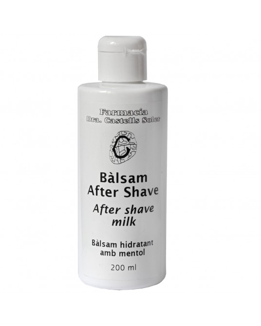 After shave bálsamo Hidratante y protector 200 ml