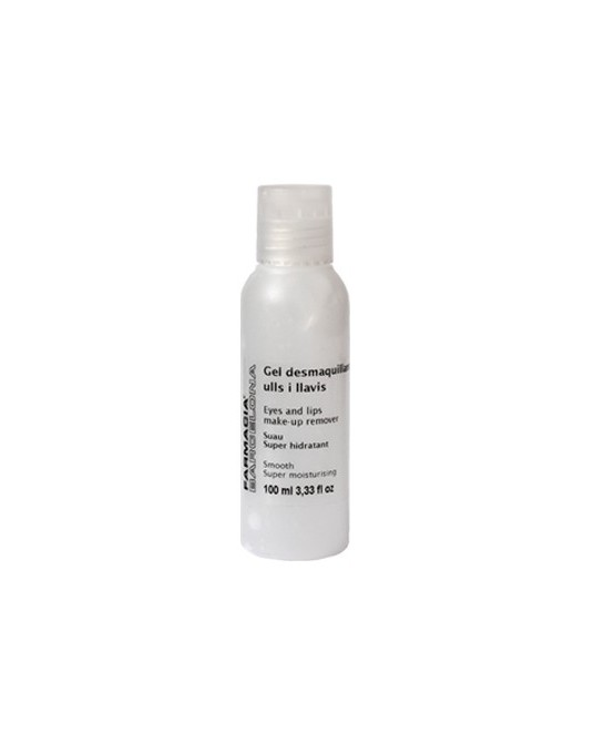 Eyes and lips make-up remover 100 ml