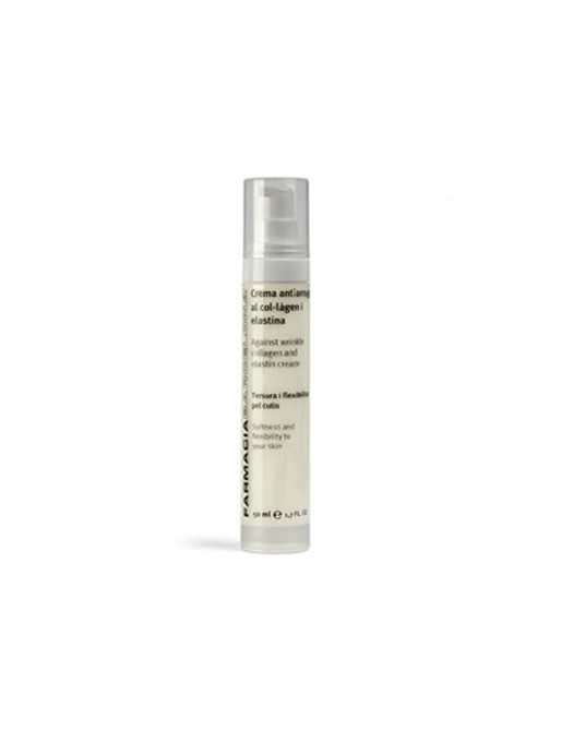 Against wrinkle collagen and elastin cream 50 ml