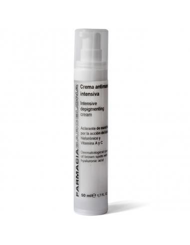 Crema antimanchas intensiva 50 ml