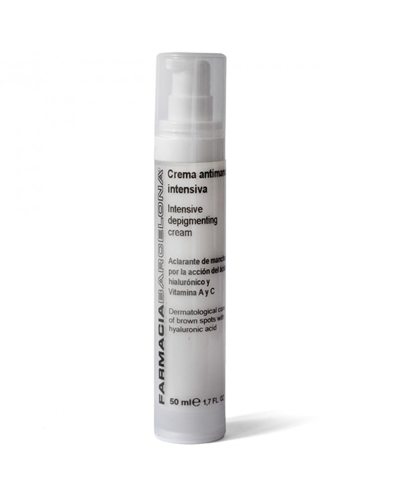 Intensive depigmenting cream 50 ml