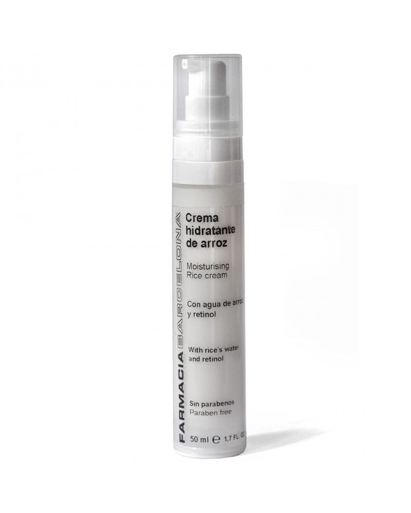 Moisturising rice cream 50 ml
