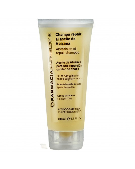 Xampú repair a l'oli d'Abisinia 200 ml