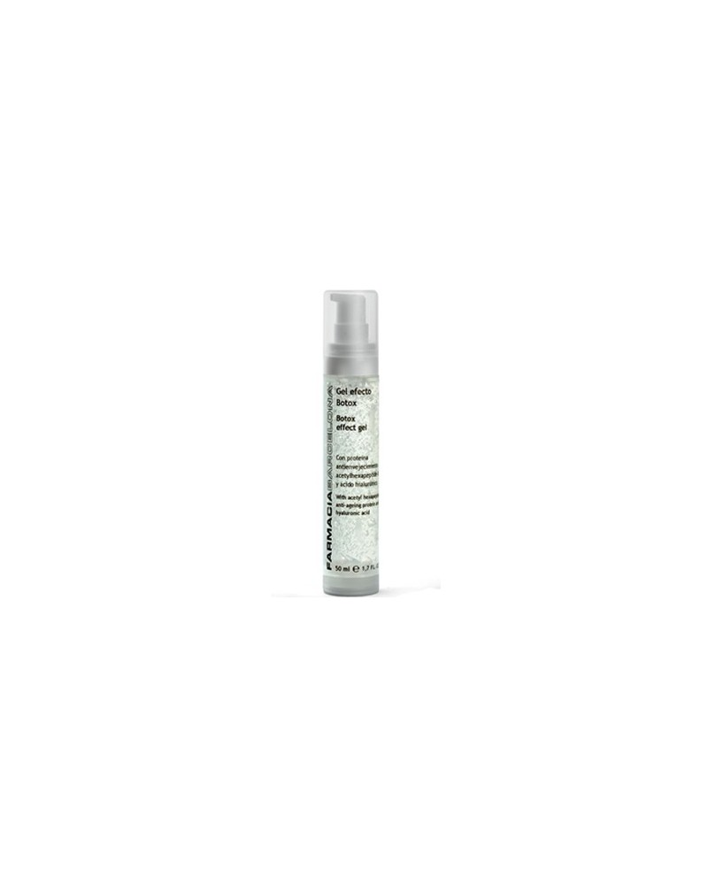 Gel efecto botox 50 ml