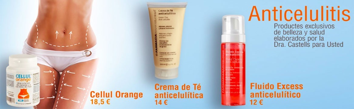 Anti cellutite